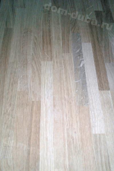 мебельный щит из дуба – сращенный, сорт САВ, толщина 50 мм – сторона А