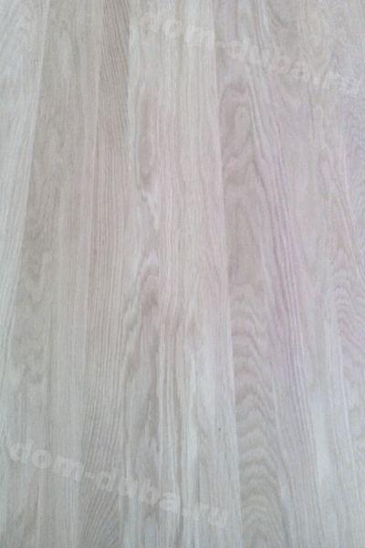 мебельный щит из дуба цельноламельный 40 мм — сторона А