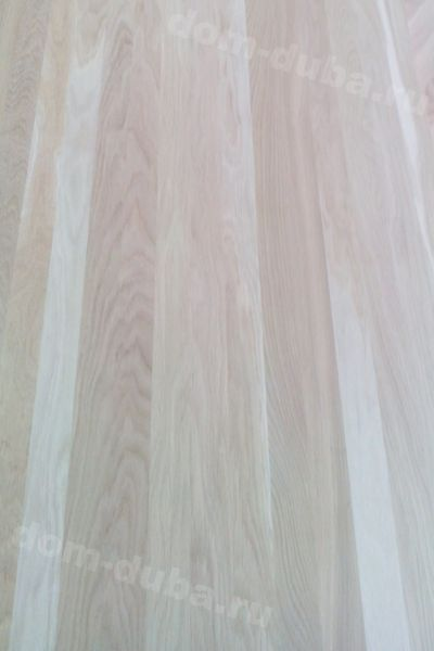 мебельный щит из дуба цельноламельный 40 мм — сторона В
