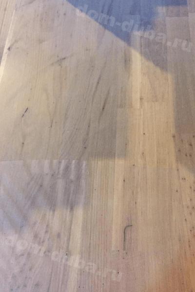мебельный щит из дуба сорт ССВ