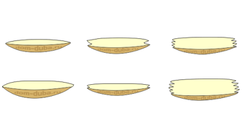 лодочки заглушки